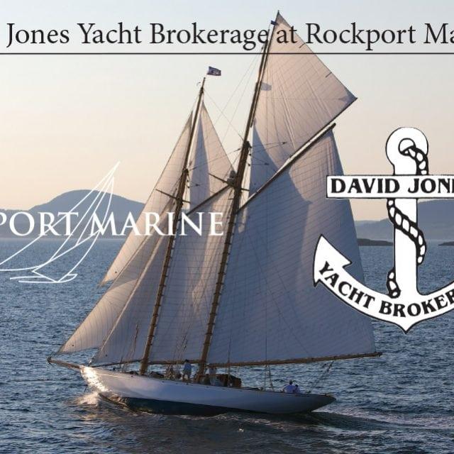 Rockport Marine Acquires David Jones Yacht Brokerage