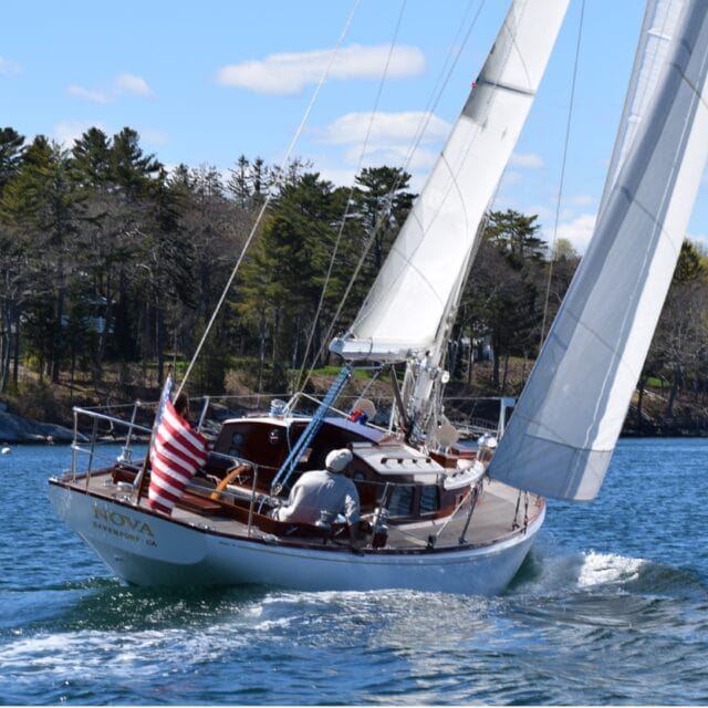 40′ Sparkman and Stephens Sloop