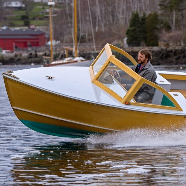 20′ Rockport Runabout