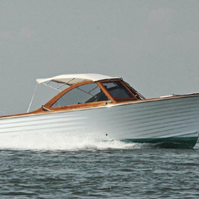 26′ Gehrleins Downeast Cruiser