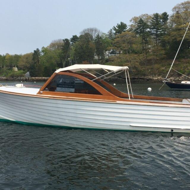 26′ Gehrleins Downeast Cruiser
