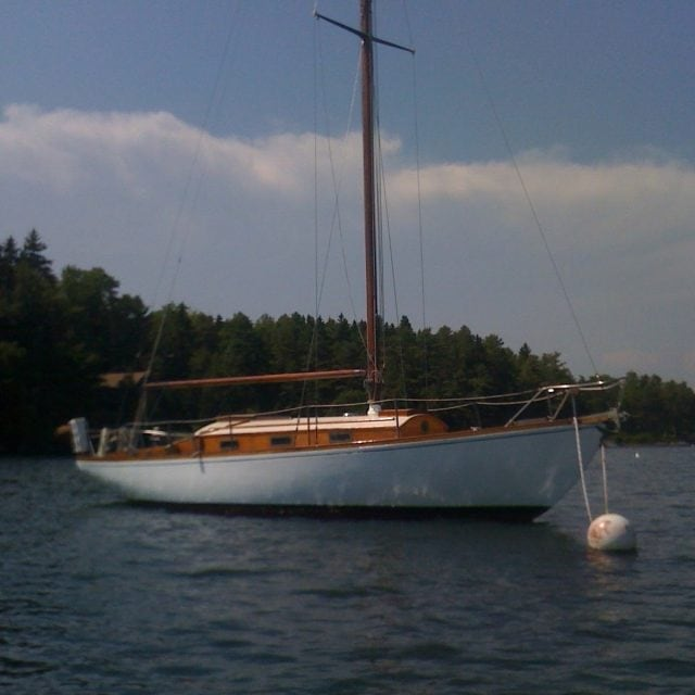 32′ Fisher Pilot Sloop