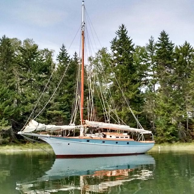 36′ Crocker Sloop