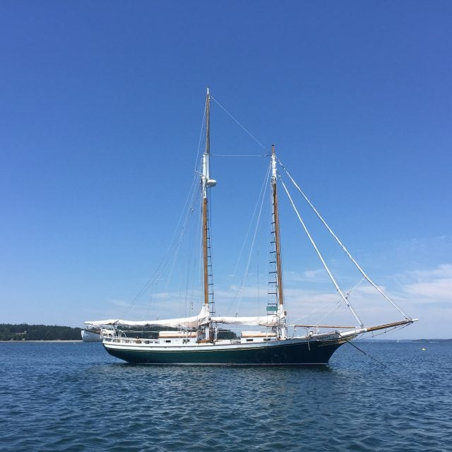 37′ Murray Peterson Schooner