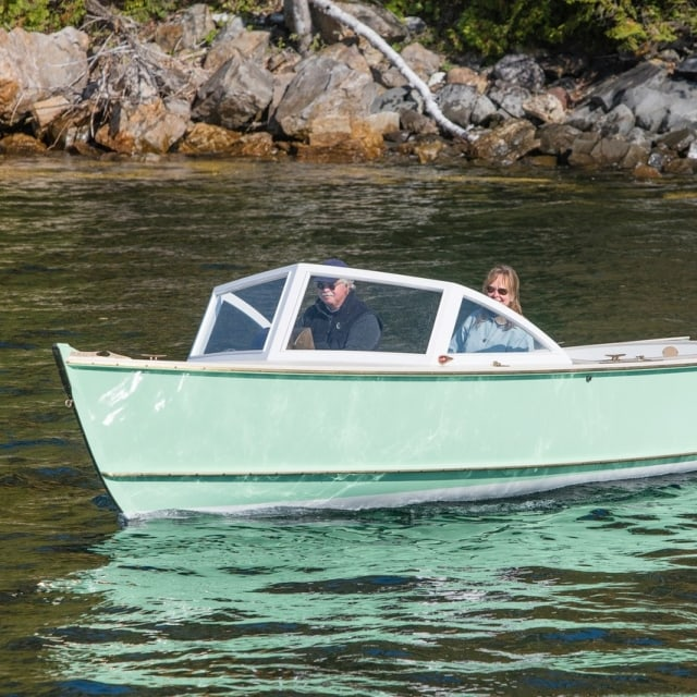 Rockport Runabout