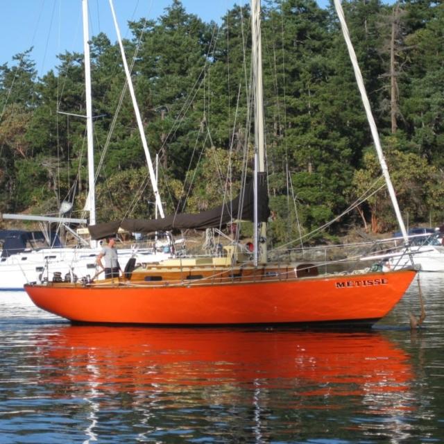 30′ Alberg Odyssey