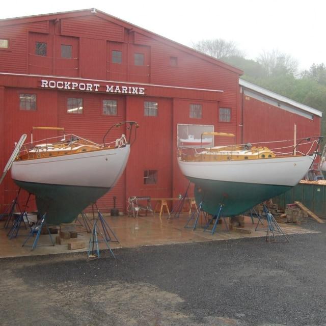 Concordia Yawls