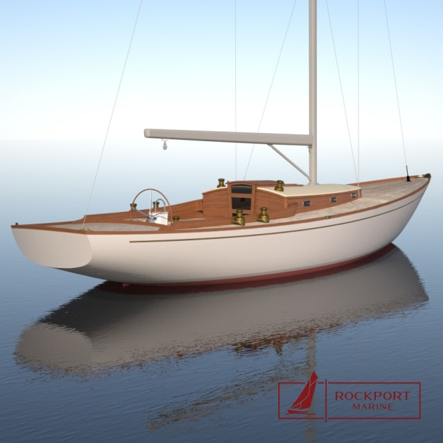 Rockport Marine 40 Sloop