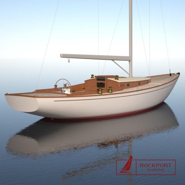 Rockport Marine 40 Sloop