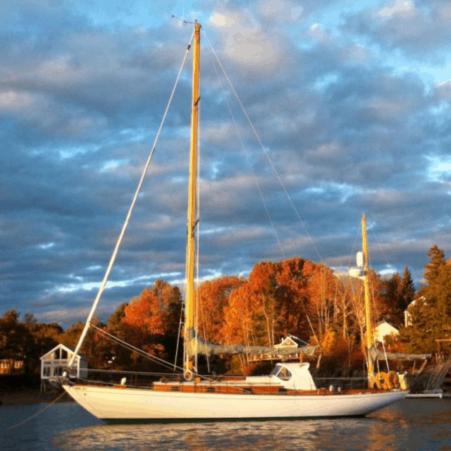 41′ Concordia Yawl