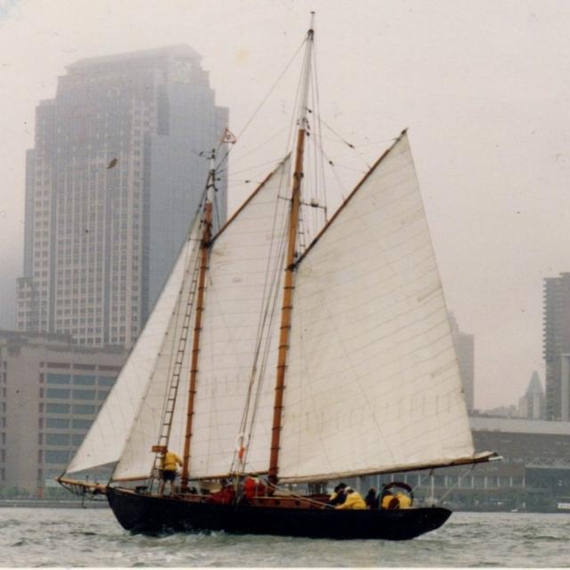 52′ John Alden Malabar VI Schooner