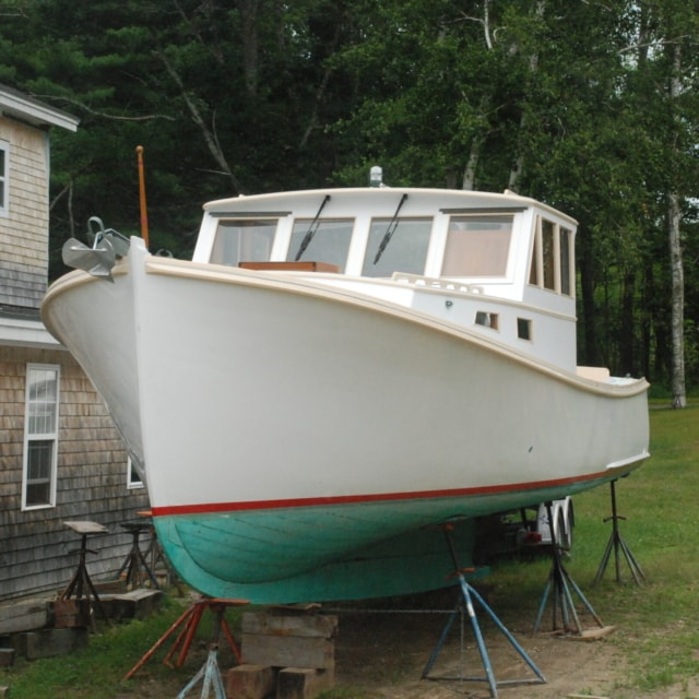 30′ 2016 Royal Lowell Lobsterboat